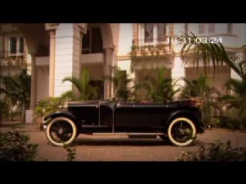 Vintage & Classic Car Collection, House of Mewar, Udaipur, Rajasthan, India