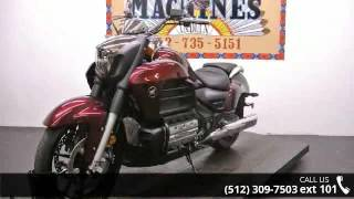 10. 2014 Honda Gold Wing Valkyrie GL1800C  - Dream Machines I...