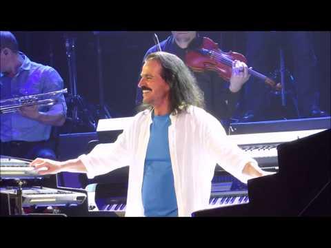 2018 Yanni Acropolis Concert Tour