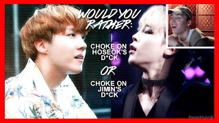 Download Lagu BTS Game: Would You Rather (dirty ver.) [OH MY GOD] Mp3