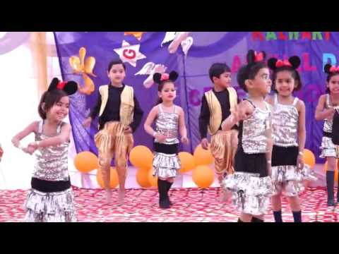 Video chandu ke chacha ne chandu ki chachi ko kids group dance performance GPS kalwari Annual day 2016 download in MP3, 3GP, MP4, WEBM, AVI, FLV January 2017
