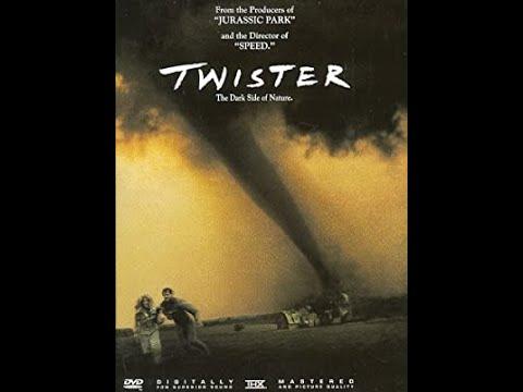 Twister 1997 DVD menu walkthrough