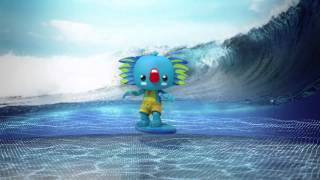 Meet Borobi, the 2018 Commonwealth Games Mascot!
