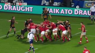 Chiefs v Wales midweek June 2016 | Super Rugby Video Highlights