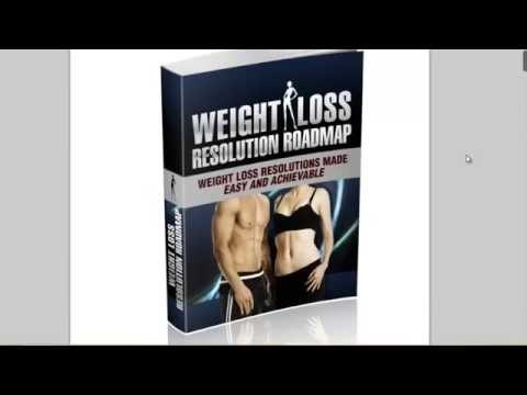 Weight Loss Resolution Roadmap – Get This eBook 29$ eBook For Free