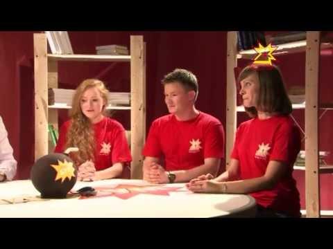 На Национальном телевидении Чувашии премьера нового игрового шоу «НаоБУМ»