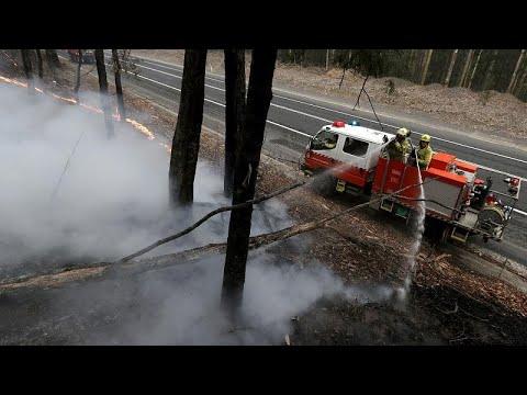 Aυστραλία: To κόστος της καταστροφής από τις πυρκαγιές