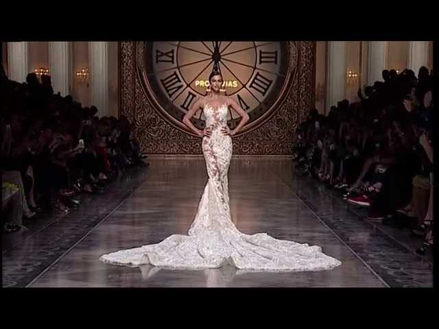 Показ Pronovias 2016 Fashion Show - Full version
