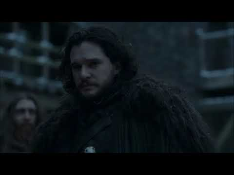 Game of Thrones 8x6 - The Starks/Ending
