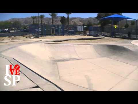 Sgt. Frank Hodge Skate Park - Desert Hot Springs - CA