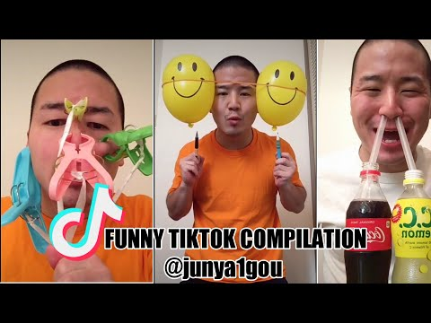 JUNYA1GOU TIKTOK FUNNY COMPILATION    TIKTOK UPDATES