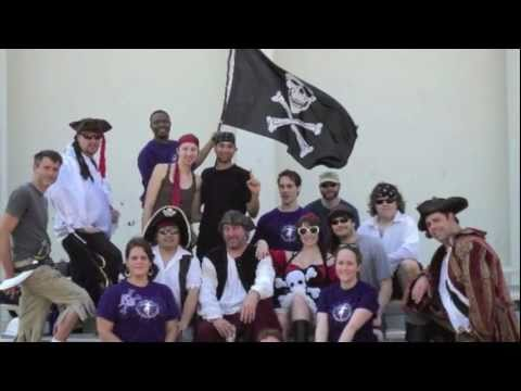 The Pirates Set Sail with GO Kickball