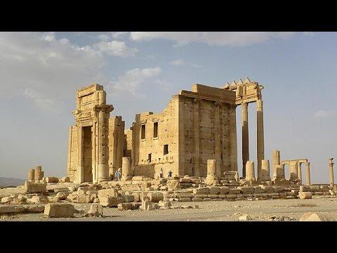 Οι ισλαμιστές κατέστρεψαν τον αρχαίο ναό της Παλμύρας