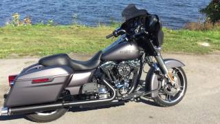 10. Harley Davidson 2016 Street Glide Special Upgraded