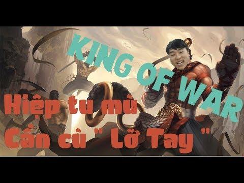 """KOW cầm leesin quẩy nát team bạn, King Of """"Lỡ tay"""" tái xuất =)) - Thời lượng: 11:01."""