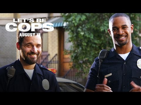 Let's Be Cops PSA 'House Sitters'