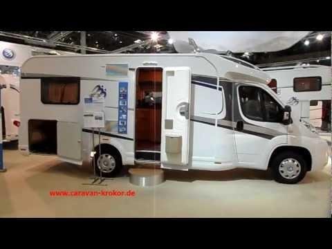 KNAUS Sky Ti 650 MF 2012 Wohnmobil Reisemobil test