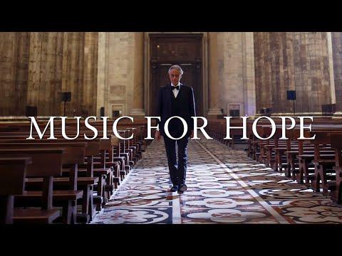 Páscoa 2020: Andrea Bocelli apresenta-se no Duomo vazio