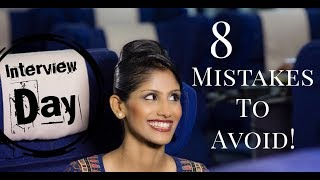 Video Cabin Crew/Singapore Airlines Interview Day: 8 mistakes to avoid MP3, 3GP, MP4, WEBM, AVI, FLV Agustus 2018