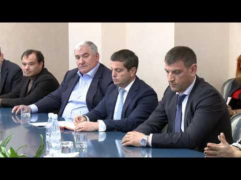 Igor Dodon a avut o întrevedere cu șefii celor mai mari rețele de comerț a produselor alimentare din Moldova