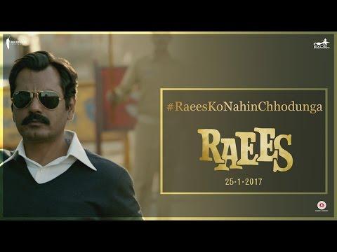 Raees – Nawazuddin Siddiqui, Shah Rukh Khan