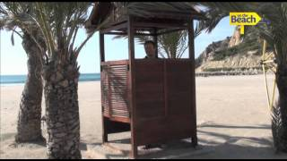 Finestrat Spain  City new picture : Spain - Benidorm Holidays - Finestrat Beach Guide