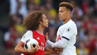 Video THE DIRTY SIDE OF DERBY ARSENAL VS TOTTENHAM●FIGHTS●RED CARDS MP3, 3GP, MP4, WEBM, AVI, FLV Maret 2019