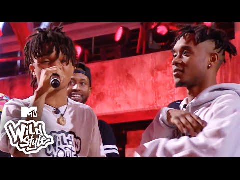 Rae Sremmurd DROPS Nick Cannon with Mariah diss   #Wildstyle   Wild 'N Out