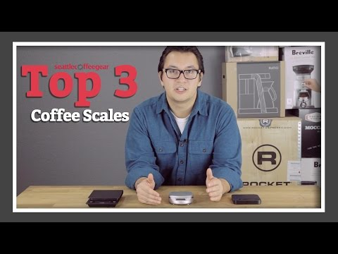 Top 3 Coffee Scales | SCG's Top Picks