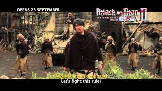 Nonton Attack On Titan Part 2  Indonesia Subtitle  Film Subtitle Indonesia Streaming Movie Download