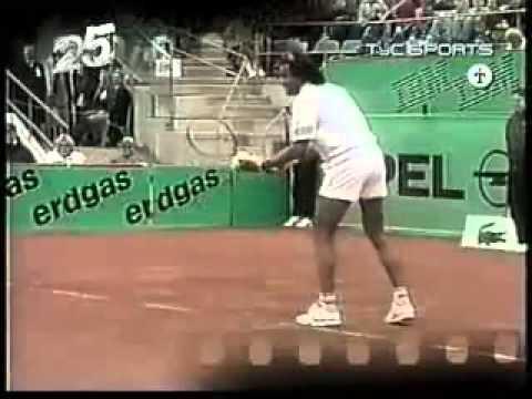 Lo mejores 25 bloopers del tenis.