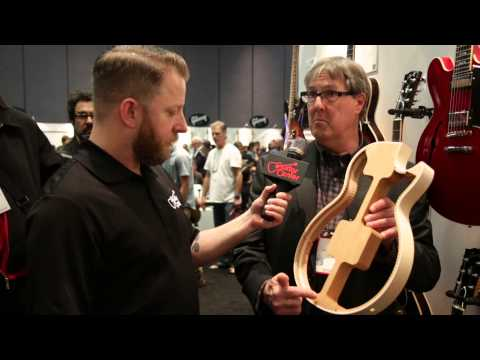 Gibson - Gibson gives us an exclusive first-hand look at the new ES Les Paul at the 2015 NAMM Show. Get it now: ...