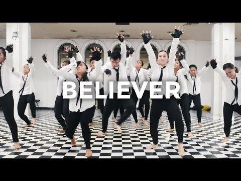 Believer - Imagine Dragons (Dance Video) | @besperon Choreography