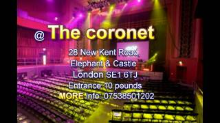 Abay Versus Vegas (London 23&24 July 2011 @ The Coronet)
