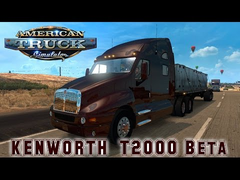 Kenworth T2000 BETA v1.2