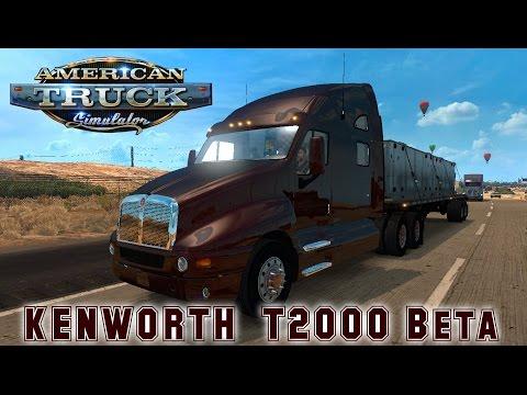 Kenworth T2000 BETA v1.2
