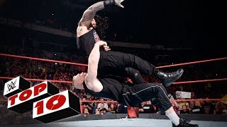 Video Top 10 Raw moments: WWE Top 10, Jan. 16, 2017 MP3, 3GP, MP4, WEBM, AVI, FLV Agustus 2019
