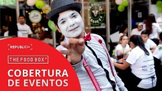 The FoodBox - Opensunday