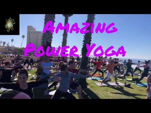 Amazing Power Yoga - San Diego Oceanfront Yoga