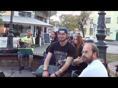Манифест! поет Паша -  уличный музыкант из Бреста!!!