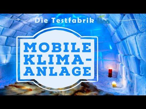 ❄️ Mobile Klimaanlage Test (2019) – 🏆 Top 3 Mobile Klimageräte im Test