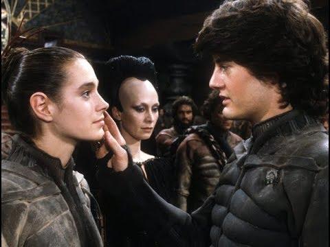 Dune (1984) Movie - Action Adventure Sci-Fi film