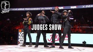 Dedson, Rashaad, Rickysoul & Tash – Juste Debout 2018 Judges show