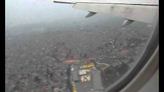 Emirates Airlines Landing In Sao Paulo, Brazil (On 31/01/2011 )