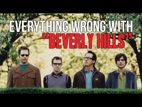 Everything Wrong With Weezer -