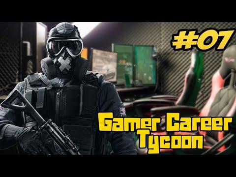PROZINHO ASSINOU CONTRATO COM UMA EQUIPE DE RAIBON CHIQS - Gamer Career Tycoon #7