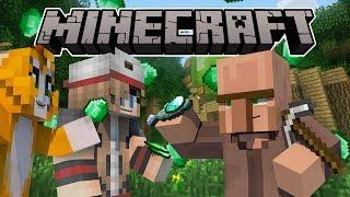 Video How Villagers Get Their Items - Minecraft MP3, 3GP, MP4, WEBM, AVI, FLV September 2017