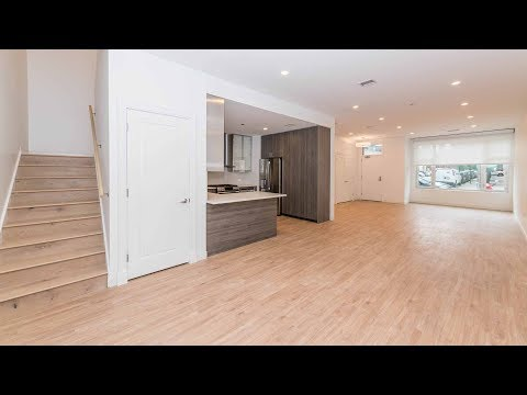 A 3-bedroom, 2 ½ bath townhome with attached garage in River West