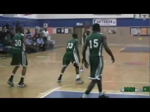 籃球~只有166公分美國高中生示範高度不代表一切