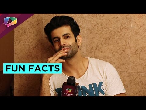 Namik Paul shares some fun facts of his life